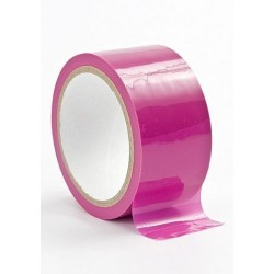 cinta para bondage rosa