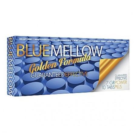 BLUE MELLOW 10 CAPSULAS