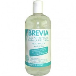BREVIA GEL ANTISEPTICO 500 ML.
