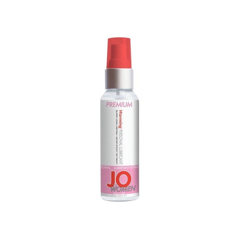 JO FOR WOMEN LUBRICANTE PREMIUM EFECTO CALOR 60 ML