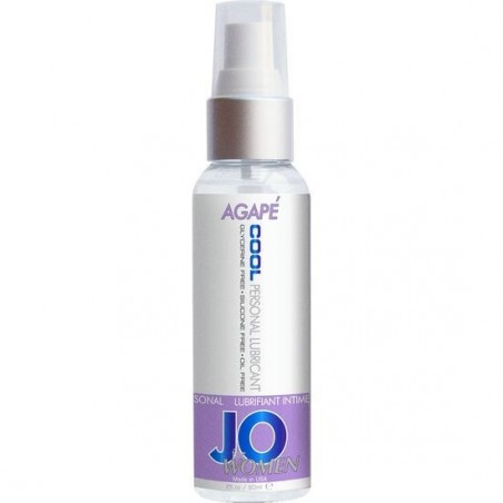 JO FOR WOMEN LUBRICANTE AGAPE EFECTO FRIO 60 ML