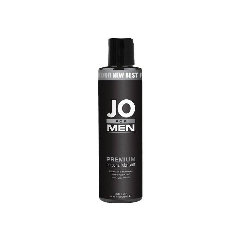 JO FOR MEN LUBRICANTE PREMIUM 125 ML