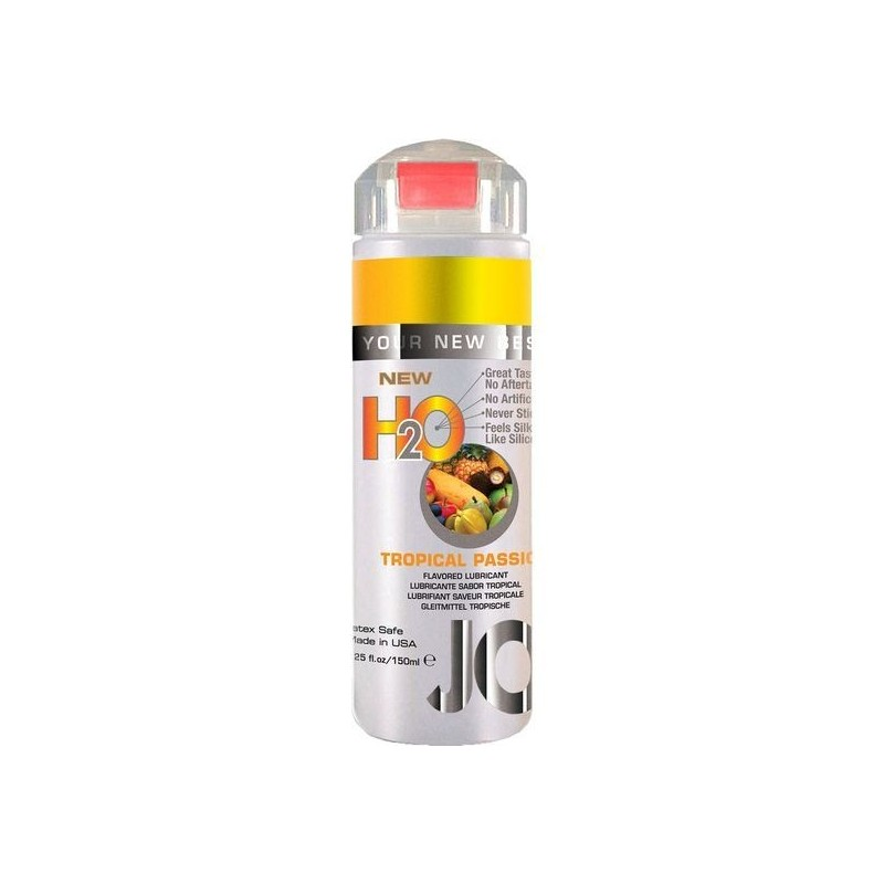 JO LUBRICANTE AGUA SABOR TROPICAL 150 ML