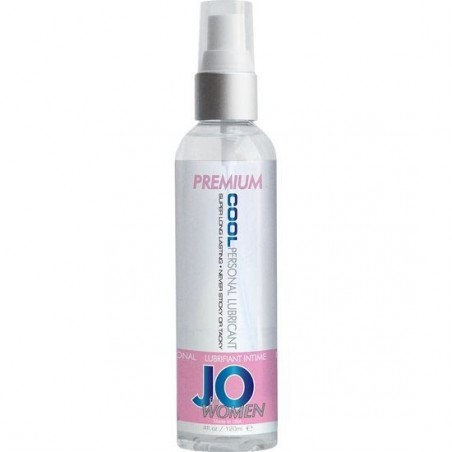 JO FOR WOMEN LUBRICANTE PREMIUM EFECTO FRIO 120 ML