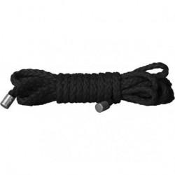 cuerda mini kinbaku negro 1,5 m