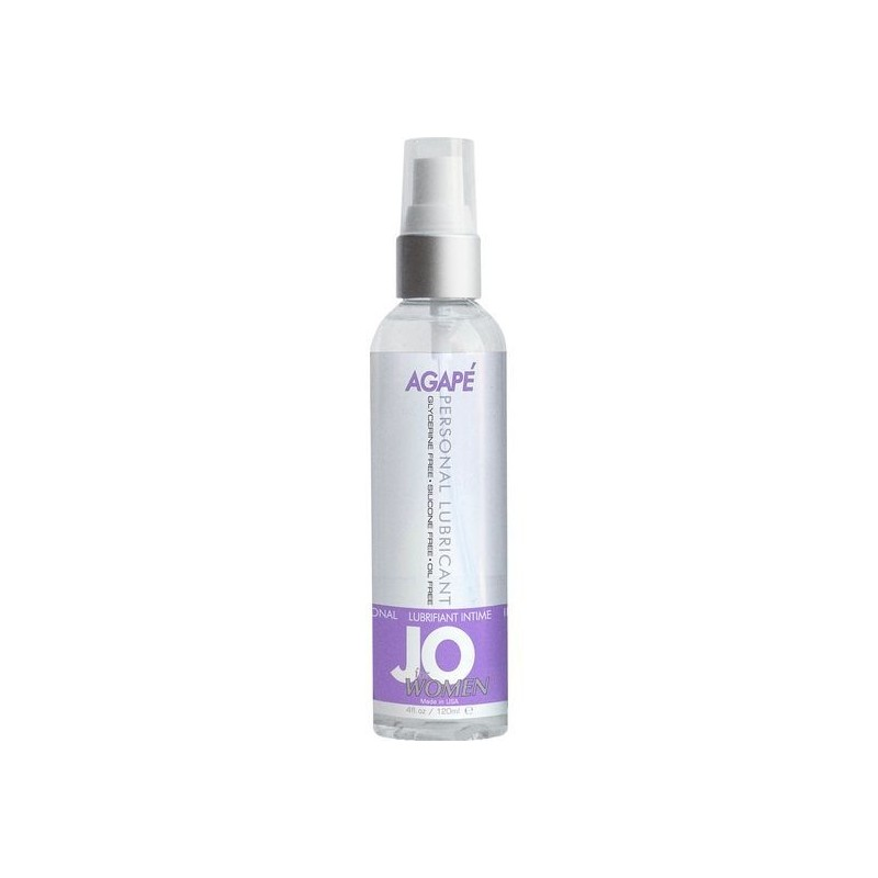 JO FOR WOMEN LUBRICANTE AGAPE 120 ML