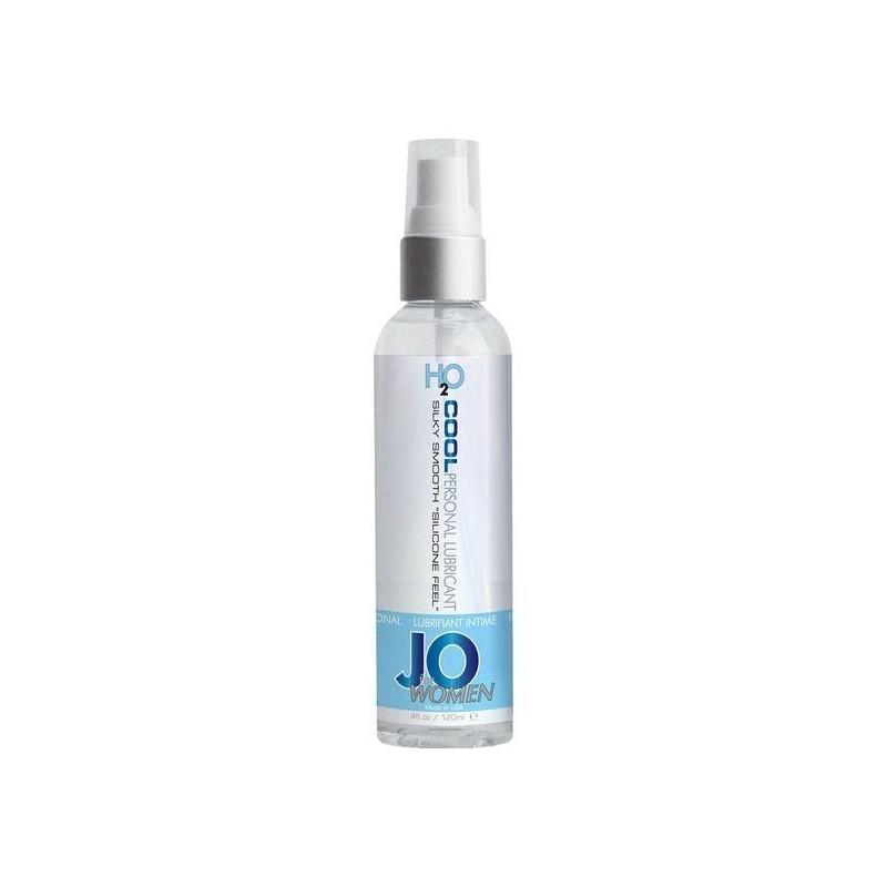 JO FOR WOMEN LUBRICANTE H20 EFECTO FRIO 120 ML