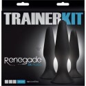 RENEGADE KIT PLUG 4PC NEGRO