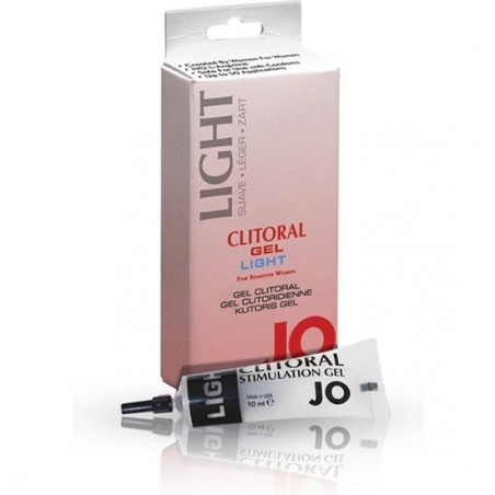 JO GEL CLITORIAL MUJERES SENSIBLES 10 ML