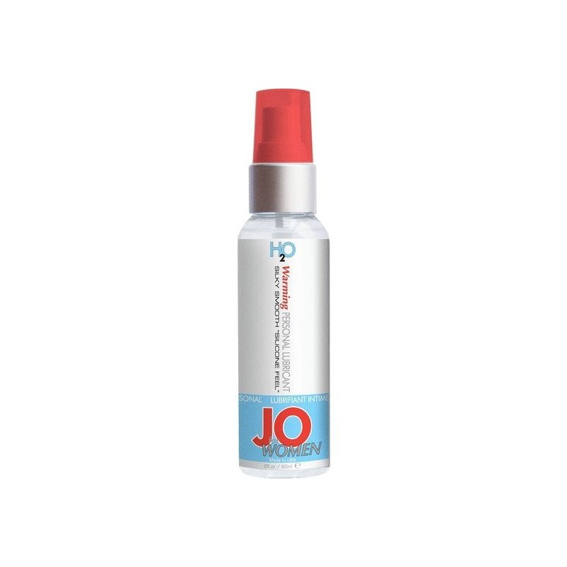 JO FOR WOMEN LUBRICANTE H20 EFECTO CALOR 60 ML