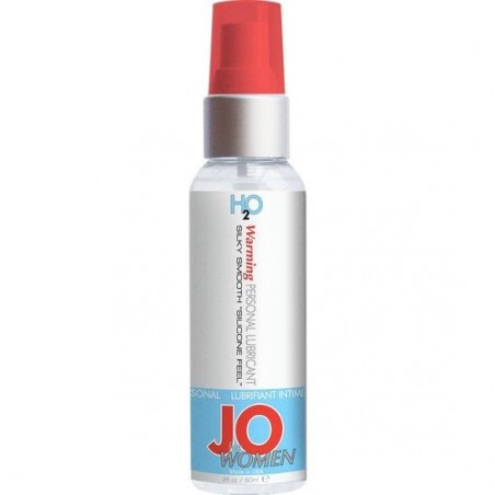 JO FOR WOMEN LUBRICANTE H20 EFECTO CALOR 60 ML