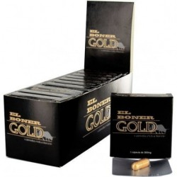 GOLDEN GOLD CAPSULA EXTRA FUERTE (12 UNIDADES)
