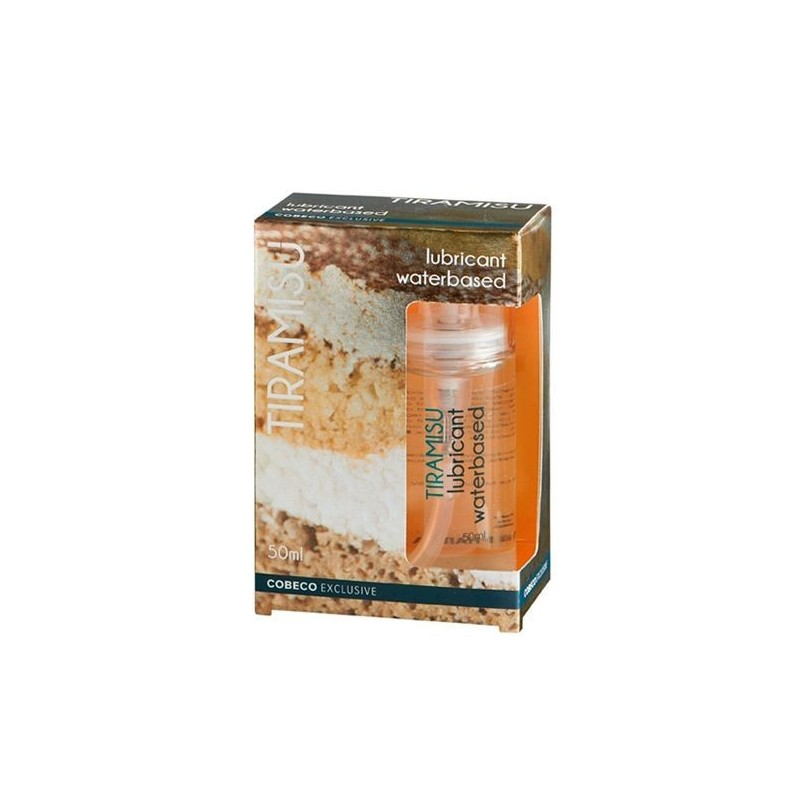 COBECO EXCLUSIVE LUBRICANTE BASE TIRAMISU
