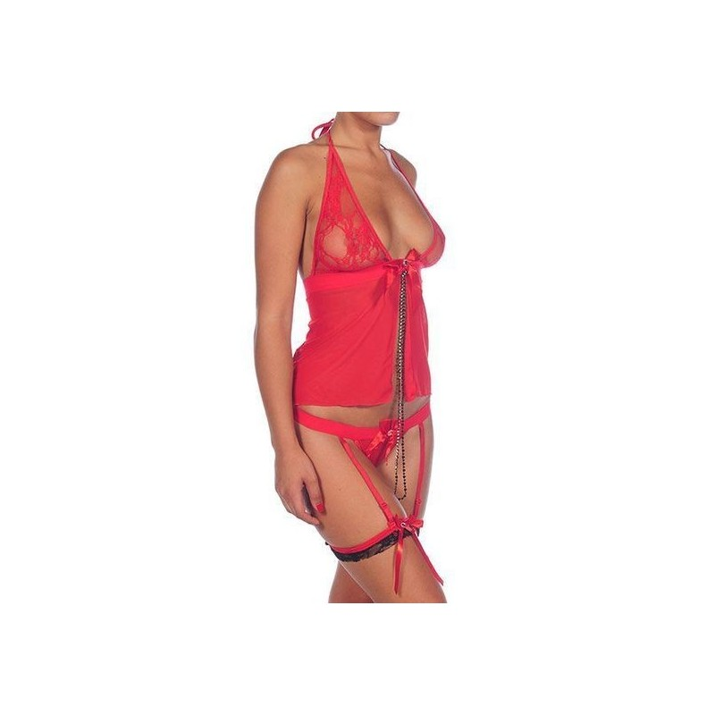 INTIMAX BODY IDOIA ROJO