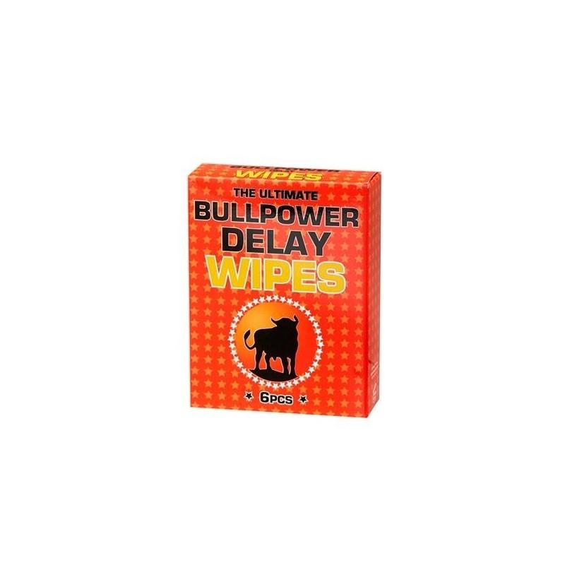 BULL POWER SOBRES DE TOALLITAS RETARDANTES