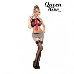 MAGIC SILK HOT ANGEL CONJUNTO DE COLEGIALA