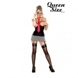 MAGIC SILK HOT ANGEL CONJUNTO COLEGIALA NEGRO