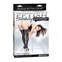 FETISH FANTASY EXTREME MEDIAS DE LATEX CON COSTURA FRANCESA