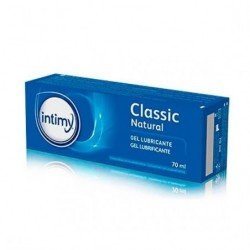 INTIMY CLASSIC NATURAL GEL LUBRICANTE INTIMO 70 ML