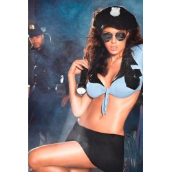 BACI CONJUNTO DE POLICIA DE TRAFICO