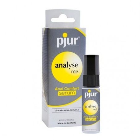 PJUR ANALYSE ME SERUM ANAL COMFORT 20 ML