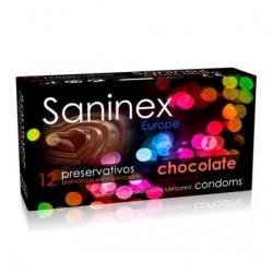 SANINEX LISO AROMATICO CHOCOLATE 12 UDS