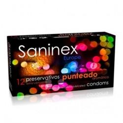SANINEX PUNTEADO AROMATICO FLORAL 12 UDS
