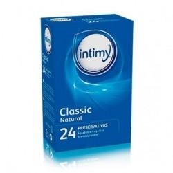 INTIMY CLASICO NATURAL 24 UDS