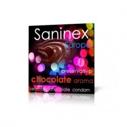 SANINEX LISO AROMATICO CHOCOLATE 1 UD
