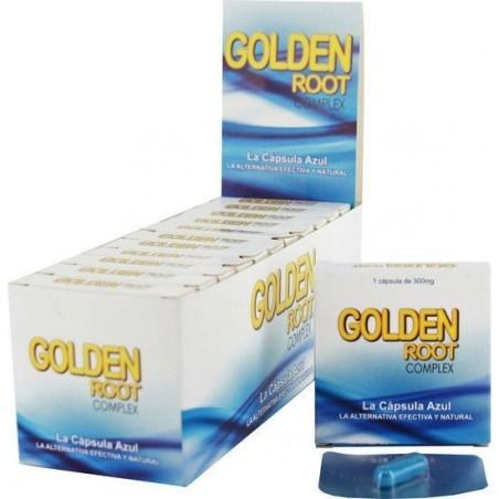 GOLDEN ROOT LA CAPSULA AZUL (12 UNIDADES)