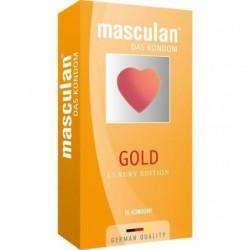 MASCULAN PRESERVATIVOS LUXURY EDITION 10 UDS