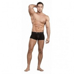 MALE POWER BAMBOO BOXER REALZADOR NEGRO