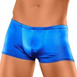MALE POWER BOXER SATINADO AZUL