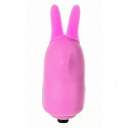 POWER RABBIT VIBRADOR MANUAL ROSA