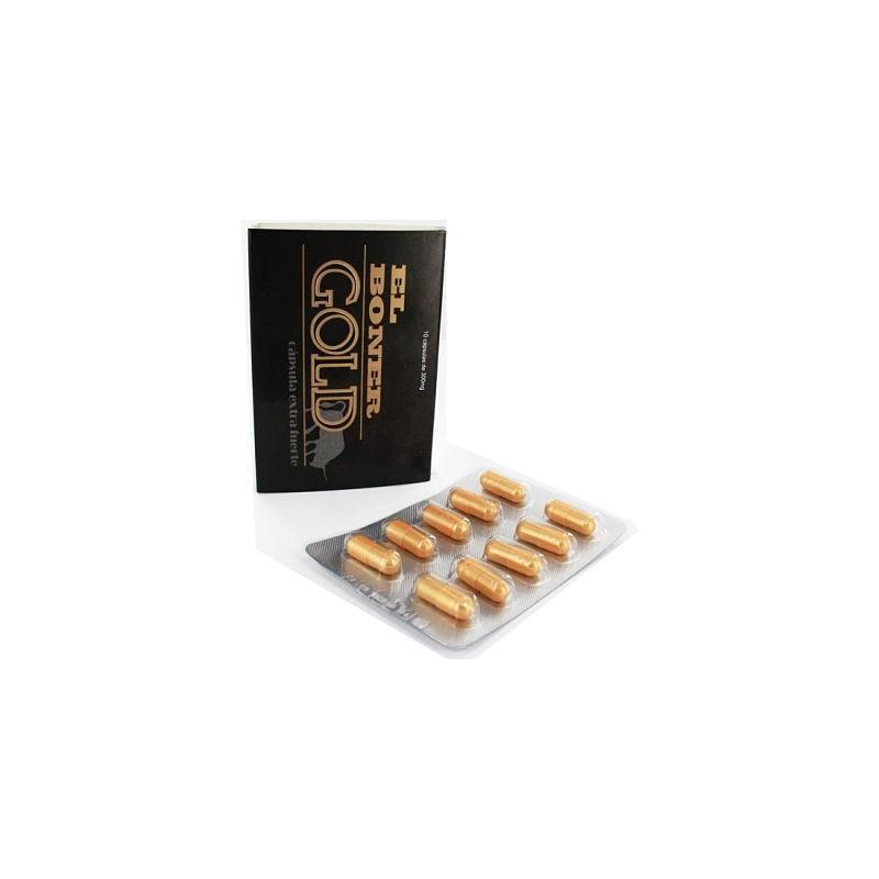 golden gold capsulas