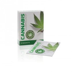 LUBRICANTE MARIHUANA 4 ML 6 UDS.