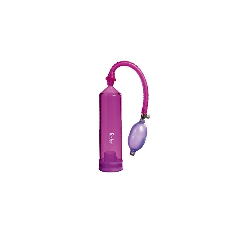 bomba de erección lila