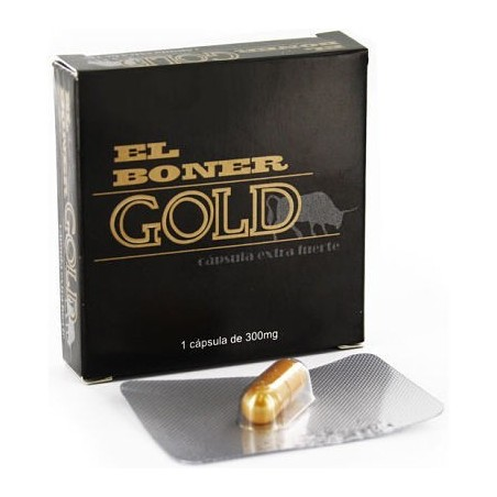 GOLDEN GOLD CAPSULA EXTRA FUERTE