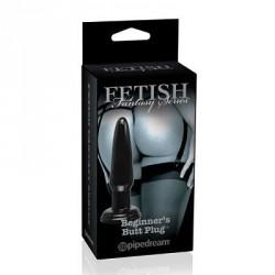 fetish fantasy plug anal principiante 9 cm edición limitada