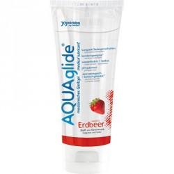 Aquaglide lubricante sabor fresa