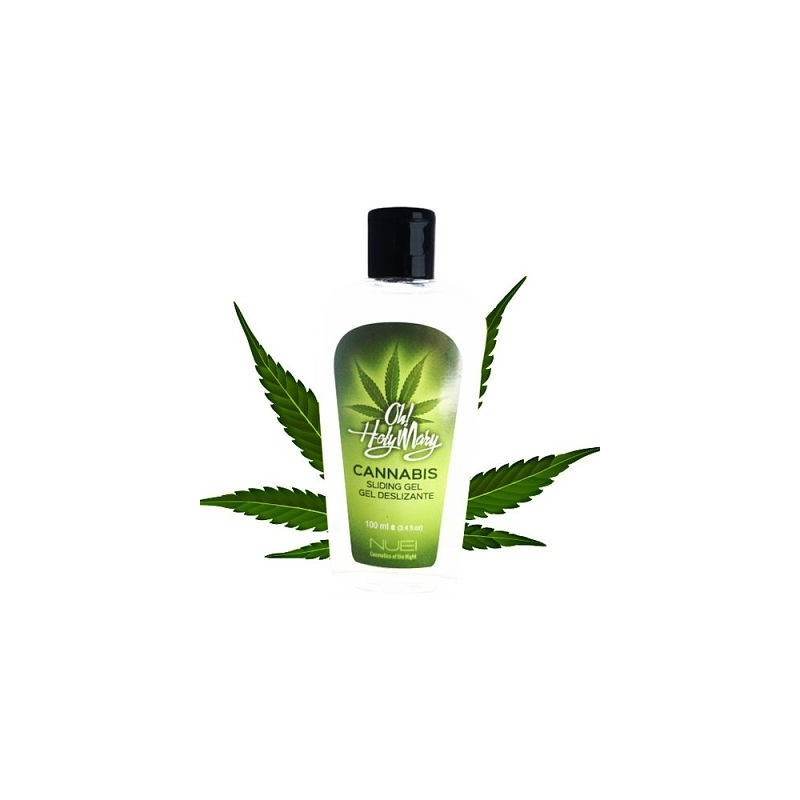 OH! HOLY MARY CANNABIS GEL DESLIZANTE 100ML