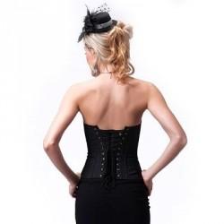 Initmax corset diplomático negro