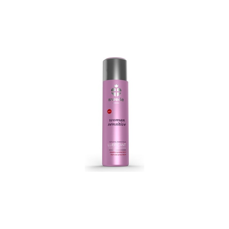 woman sensitive lubricante 120 ml