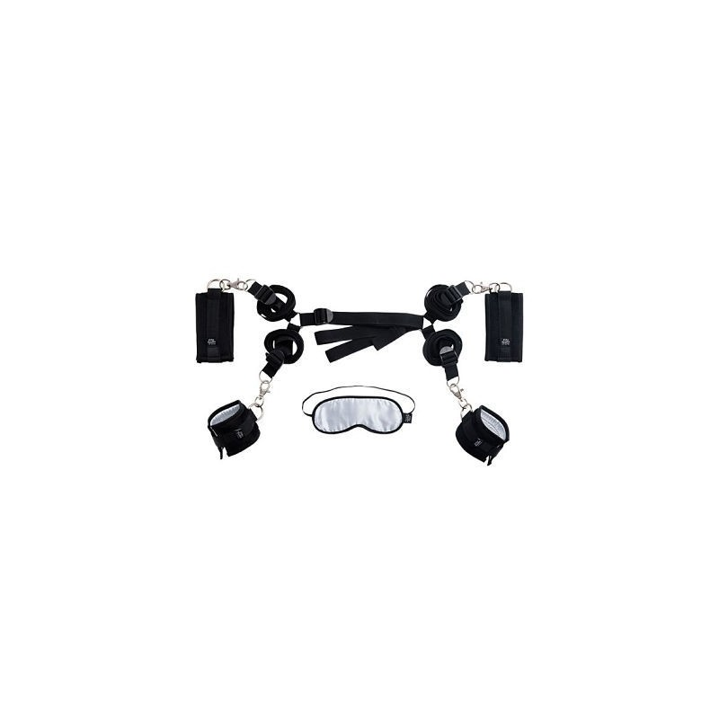 FIFTY SHADES OF GREY KIT RESTRICCIÓN CAMA