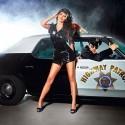 BACI CONJUNTO DISFRAZ DE POLICIA