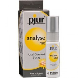 Pjur analyse me spray relajante anal