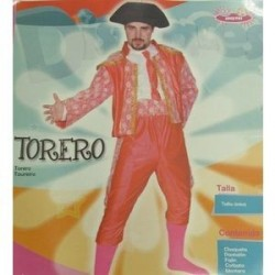 DISFRAZ DE TORERO SEXY