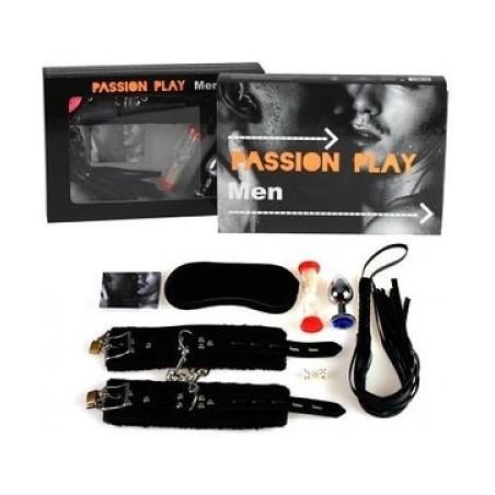 JUEGO PASSION PLAY MEN - Español / Portugués
