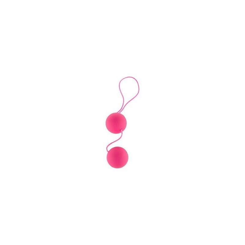 Bolas chinas rosa
