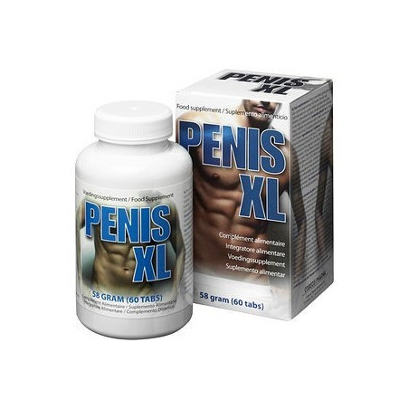 PENIS XL CAPSULAS AUMENTO DEL PENE